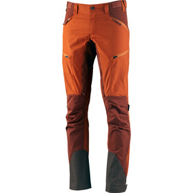 Lundhags Makke Pants Men amber/rust